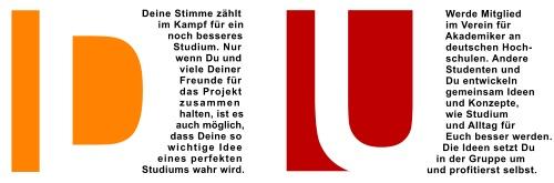 Mit Typographie überzeugen DU
